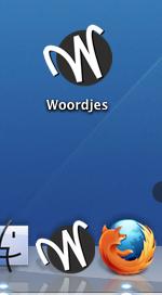 Het Woordjes icoontje